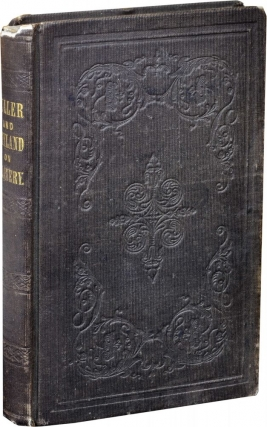 Domestic Slavery Considered as a Religious Institution (First Edition). Richard Fuller, Francis...