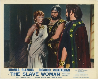 The Slave Woman [The Queen of Babylon]