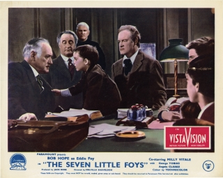 The Seven Little Foys (Collection of 4 photographs from the 1955 film). Melville Shavelson, Jack...