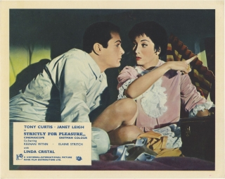 Strictly for Pleasure [The Perfect Furlough]