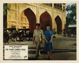 The Wind Cannot Read (Two original photographs from the 1958 film). Ralph Thomas, Richard Mason,...