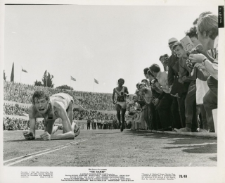 The Games (Collection of 11 photographs from the 1970 film). Michael Winner, Hugh Atkinson, Erich...