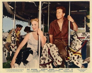April Love (Collection of 7 photographs from the 1957 film). Henry Levin, George Agnew...