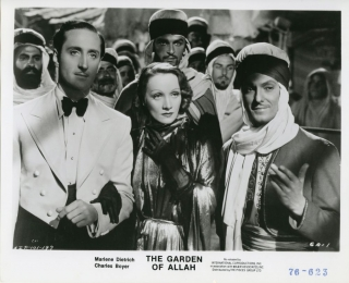 The Garden of Allah (Collection of 8 photographs from the 1936 film). Richard Boleslawski, Robert...