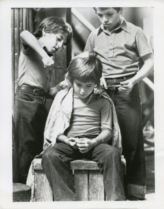 Pocket Money [Small Change] (Collection of 10 photographs from the 1976 film). Francois Truffaut,...