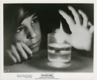 The Wild Child (Collection of 12 photographs from the 1970 film). Francois Truffaut, Jean Itard,...