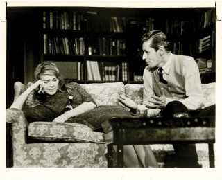 Who's Afraid of Virginia Woolf (Collection of 14 stills from the 1962 Broadway play). Edward...