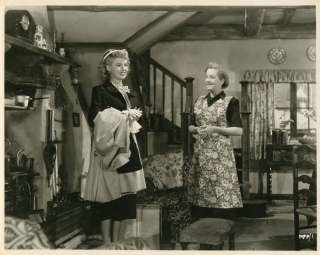 Miss Pilgrim's Progress (Collection of 33 photographs from the 1950 film). Val Guest, Norman...