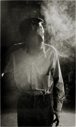 The Man with the Golden Arm (Original photograph on the set of the 1955 film). Robert Willoughby,...
