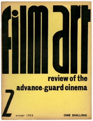 Film Art: Review of the Advanceguard Cinema - Numbers 1, 2, and 4