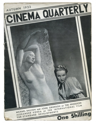 Cinema Quarterly