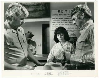 The Honkers (Collection of 9 photographs from the 1972 film). Steve Ihnat, Orlando Suero, Stephen Lodge, Lois Nettleton James Coburn, Slim Pickens, screenwriter director, still photographer, screenwriter, starring.