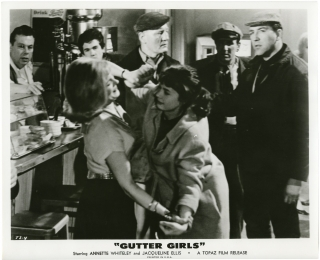 Gutter Girls [The Yellow Teddy Bears] (Collection of 14 photographs from the 1963 film). Robert...