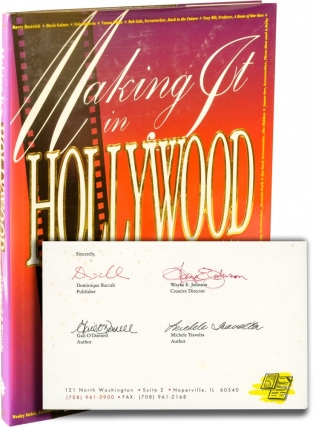 Making It in Hollywood: Behind the Success of 50 of Today's Favorite Actors, Screenwriters,...