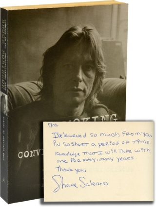 Smoking in Bed: Conversations with Bruce Robinson (First UK Edition, inscribed by director Shane...