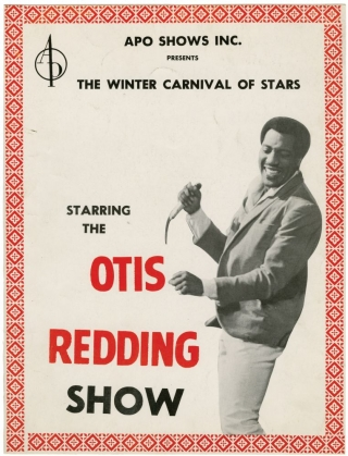 The Otis Redding Show (Original program for the 1966 tour). Otis Redding