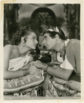 Quo Vadis (Collection of 4 photographs from the 1951 film). Mervyn LeRoy, Henryk Sienkiewicz, S....