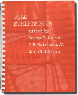 Film Scripts One, Two, Three and Four
