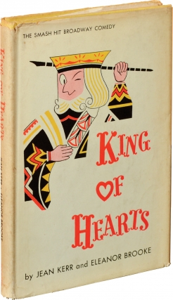 King of Hearts (First Edition, signed by the cast). Hilda Haynes, Jean Kerr, Eleanor Brooke