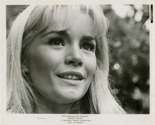 Pretty Poison (Original photograph from the 1968 film). Noel Black, Tuesday Weld Anthony Perkins, director, starring.