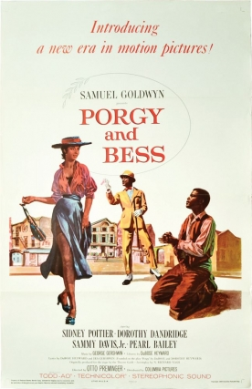 Porgy and Bess (Original poster for the 1959 film). Otto Preminger, DuBose Heyward Dorothy...