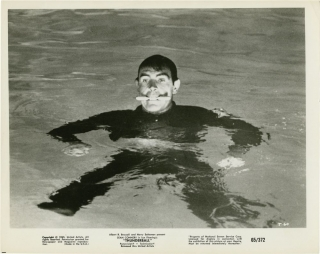 Thunderball (Collection of 3 original photographs from the 1965 UK film). Terence Young, Ian...