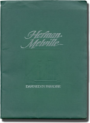 Herman Melville: Damned in Paradise (Original Press Kit for the 1985 documentary). Herman...