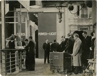 Ealing Studios 1931 Opening Ceremony (Collection of 2 stills and 3 large inter-negatives from the...