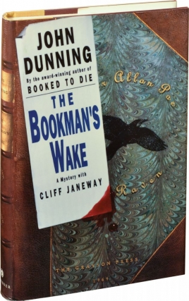 The Bookman's Wake (First Edition). John Dunning