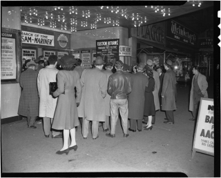Archive of over 200 original inter-negatives from the Cleveland, Ohio Telenews Theater