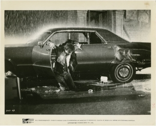 Mean Streets (Collection of 3 original still photographs from the 1973 film). Martin Scorsese,...