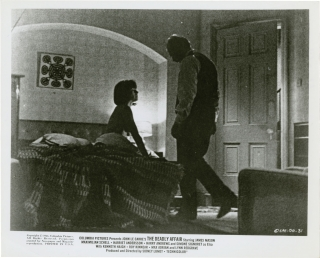 The Deadly Affair [Call for the Dead] (Collection of 8 original photographs from the 1966 film)....