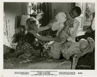 A Shot in the Dark (Three original photographs from the 1964 film). Blake Edwards, William Peter...