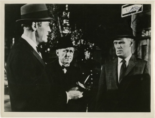 Madigan (Original photograph from the 1968 film). Don Siegel, Henry Fonda Richard Widmark,...