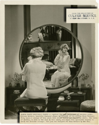 Children of the Ritz (Two original photographs from the 1929 film). Cornell Woolrich, Dorothy...