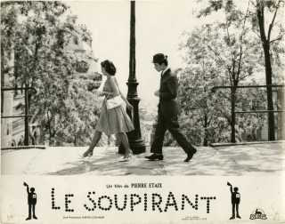The Suitor [Le soupirant] (Collection of 6 original photographs from the 1962 film). Pierre...