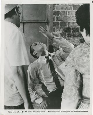 The Fugitive Kind (Original photograph of Marlon Brando on the set of the 1960 film). Sidney...
