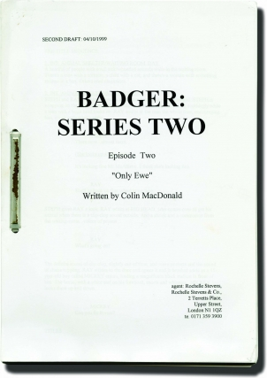 """Badger Season 2: """"The Price of a Daughter"""" and """"Only Ewe"""""""