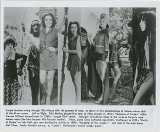 Luana, the Girl Tarzan (Original photograph from the 1968 film). Robert Infascelli, Louis Road,...