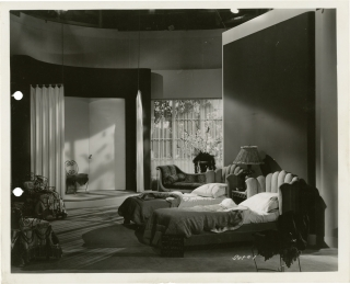The Great Profile (Set of 96 set design photographs from the 1940 film). Gregory Ratoff, John...