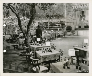 State Fair (Nearly complete set of 150 set design photographs from the 1945 film). Walter Lang,...