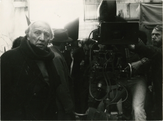 Mr. Klein [Monsieur Klein] (Original photograph from the set of the 1976 film). Joseph Losey,...