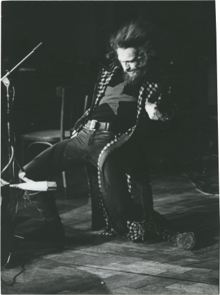 Archive of photographs featuring Rock performers, circa 1967-1972