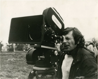 Tess (Original photograph of Roman Polanski from the set of the 1979 film). Roman Polanski,...