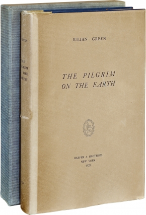 The Pilgrim on the Earth (Limited Edition). Julian Green, Rene Ben Susan, engravings