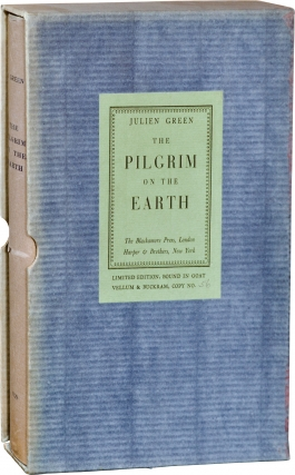 The Pilgrim on the Earth