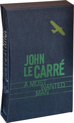 A Most Wanted Man (Signed Limited UK Edition). John Le Carre, LeCarre