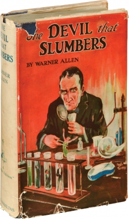 The Devil that Slumbers (First Edition). Warner Allen