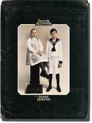 Fanny and Alexander (Original press kit for the 1982 film, with 7 original photographs). Ingmar...