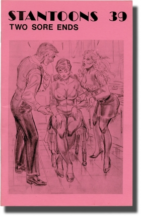 Stantoons (Archive of five original erotic illustrated digests). Eric Stanton
